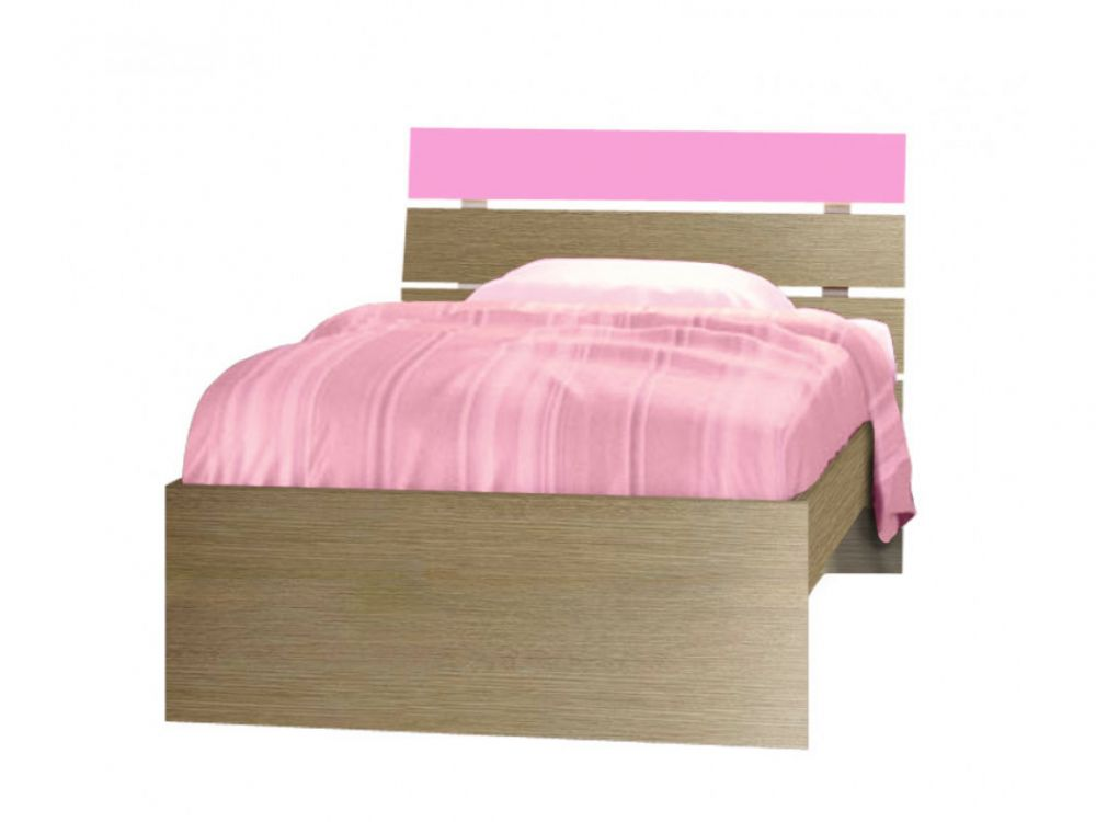 Κρεβάτι Ημίδιπλο